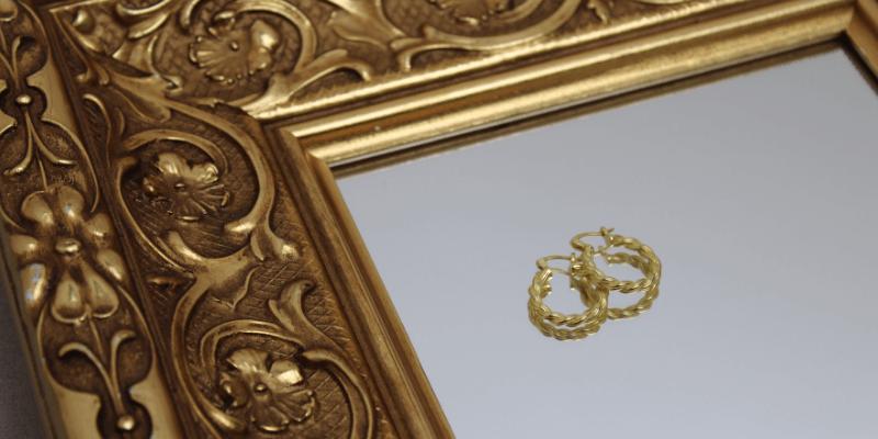 Cornice quadro e gioielli fai da te   FacileRistrutturare