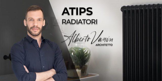 Radiatori e termosifoni di design e arredo secondo l'architetto Vanin | FacileRistrutturare