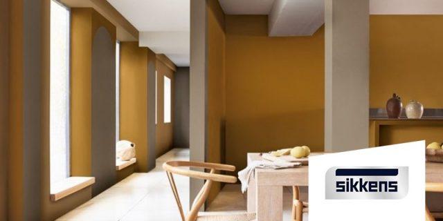Casa arredata con colori autunnali | FacileRistrutturare
