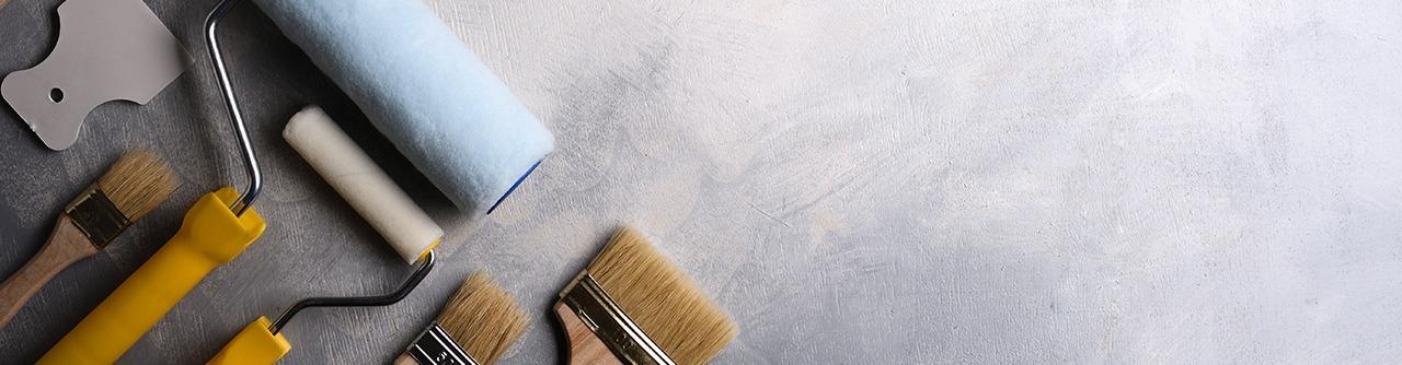 Pitture per la casa: tipologie e consigli