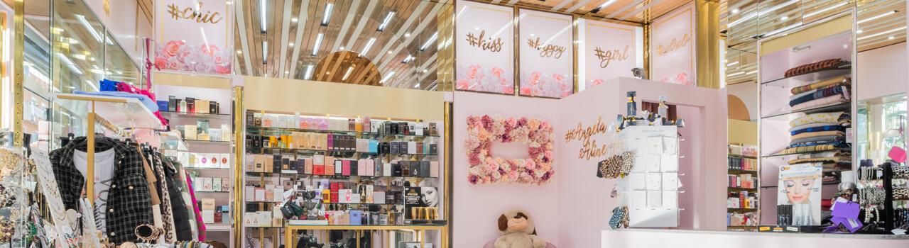 Ristrutturazione negozio di abbigliamento di 50mq a Valenzano, Bari